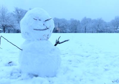 Onex, Oh neige !