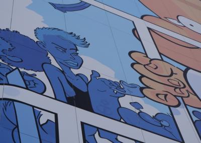 Fresques Onex
