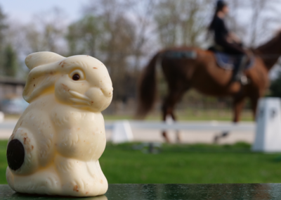 Lapin de Pâques Onex