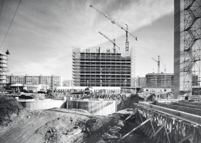 construction Onex-Cité
